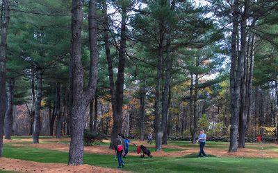 2020 Pine Hollow Little Par 3 Golf Championship Tournament Results