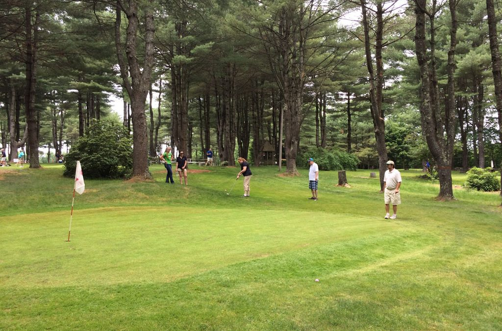 Sanford-Springvale Chamber of Commerce Golf Tournament 2021