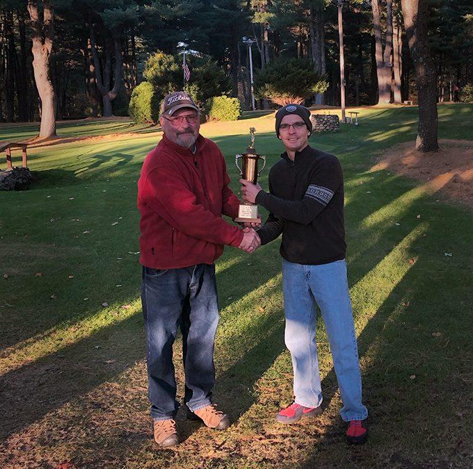 October 2019 Golf Championship