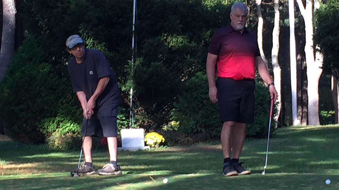 2021 Pine Hollow Little Par 3 Golf Championship Results