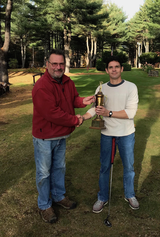 Sean Dumont - 2017 winner of Pine Hollow 2017 Championship